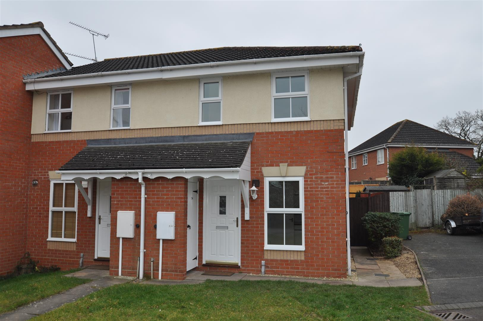 2 Bedrooms House for sale in Falcon Close, Droitwich